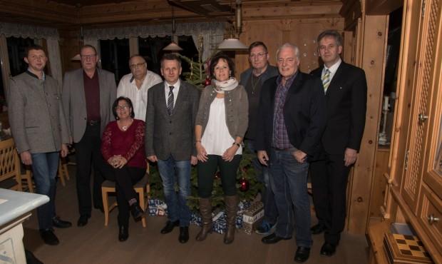 FA Weihnachtsfeier 03.12.2016 in Altenmarkt
